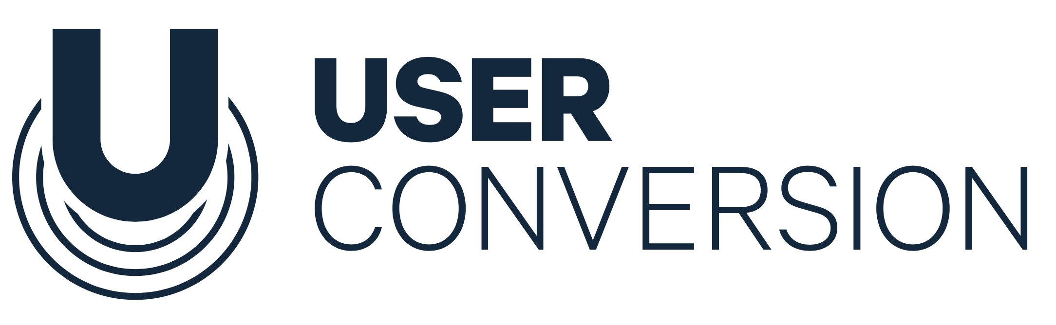 User Conversion